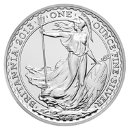 Great Britain / 1oz 0.999 silver / 31.1035 g / 38.61 mm / Design: Philip Nathan (reverse), Ian Rank-Broadley FRBS (obverse).