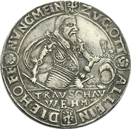 On January 31, 2013, Künker auction house will be putting this unique thaler up for auction with an estimate of 50,000 EUR. This thaler testifies to the life and death of a simple imperial count of the Early Modern Age.