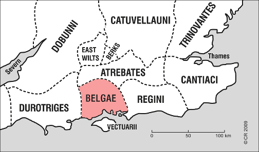 Metal detectorists helped to put the Belgae back on the map.