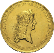 Medal by J. Roettiers on the Treaty of Breda. From the upcoming Künker auction 232 (2013), 304.